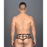 Love Sweetheart Mesh Cage String_11