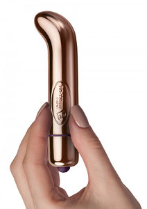 Rocks-Off G-spot Mini Vibrator Gold
