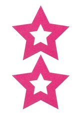 Nipple-Sticker-Stars-Pink