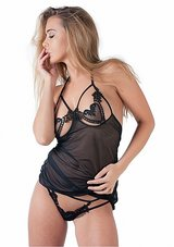 Babydoll-Set-With-G-String