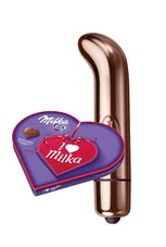 Rocks-Off-G-spot-Mini-Vibrator-Gold-met-I-love-Milka!-Giftset