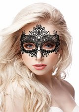Queen-Black-Lace-Mask-Black