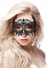 Empress-Black-Lace-Mask-Black